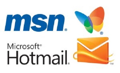 Hotmail msn Emails missing