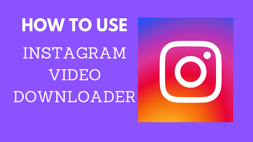 Instagram video download